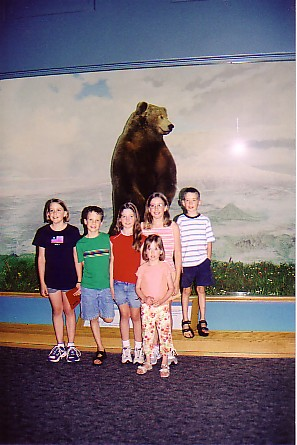 04July05 kids w bear.jpg
