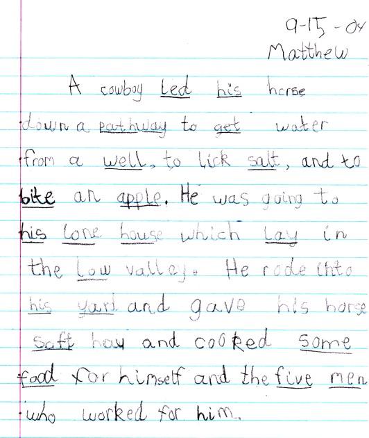 Matthew Spelling Sentences.jpg