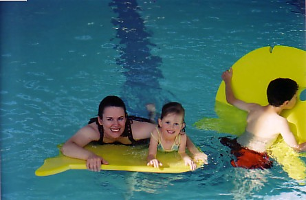 Melissa and Sophie swimming.jpg