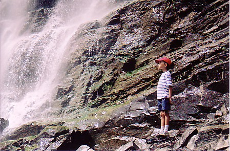 Ouray trip 05 Matthew gazing at Cascade Falls.jpg