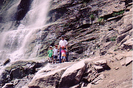 Ouray trip 05 beside Cascade Falls.jpg
