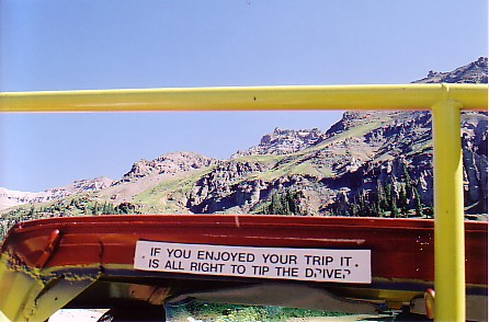 Ouray trip 05 tip the driver.jpg