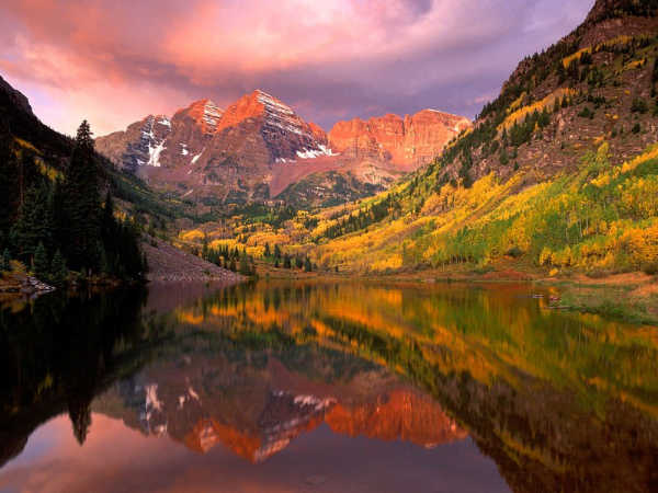 Maroon Bells at Sunrise.jpg